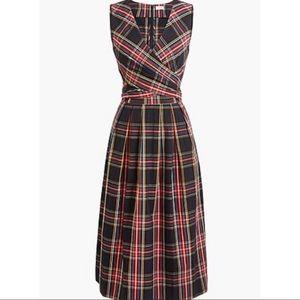 NWT Tartan Plaid Dress